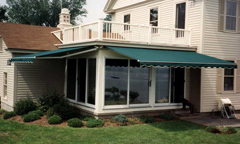 Image Awnings is your source for Residential Awning Systems