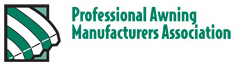 Image Awnings is a member of the Professional Awning Manufacturers Association